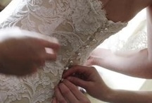 The Dress / A wedding dress board