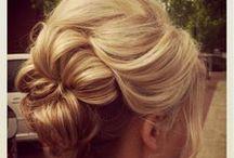 Hair / by Miranda Pokrzywinski