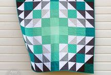 Anna's Quilt Ideas / My granddaughters quilts she finds very interesting and would like to quilt someday.