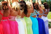 Dresses!  / Prom dresses and other beautiful dresses / by Eliza