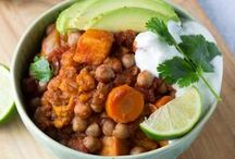 Vegetarian Slow Cooker Recipes / Keep it slow and low with these comforting, fix-and-forget vegetarian slow cooker recipes.