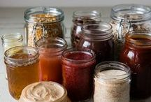 Make It Yourself! / Homemade versions of grocery-store staples. DIY condiments, tortillas, kombucha, pickles, almond milk and more.