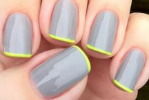 Nails! / by Miranda Pokrzywinski