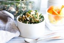 Whole Grains Goodness / Healthy whole grain recipes for breakfast, lunch and dinner. Farro, millet, quinoa and more!