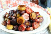 Root Veggie Love / Roasted, shredded, sautéed or grilled—root vegetables like beets, carrots, turnips, parsnips and radishes are good any way you slice (or dice) 'em.