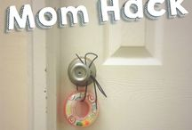 Mom Hacks / Check out a few handy tricks to make your mom-life easier!  / by NickMom