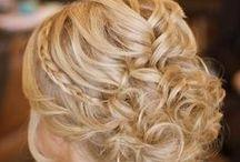 Hair / Pins about hair, hairstyles, curly hair, braids, long hair, hair color inspiration.