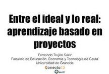 ABP con TIC / Aprendizaje basado en Proyectos con integración de las Tecnologías de la Información y la Comunicación