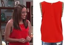 Tia Mowry's Instant Mom Style / All the details on Tia Mowry's 'Instant Mom' fashion!  Tune in Mondays at 11PM on NickMom and Thursdays at 8PM on Nick@Nite! / by NickMom