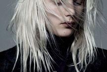 Cool Blonde / Cool, platinum or neutral blonde hair