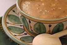 soups + stews.