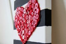 Valentine's Day / Fun Valentine's Day crafts, cards and food ideas.