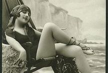 Roaring 20s / Those scandalous flappers and the wild lives they led.