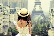 Parisienne / Its all Paris, all the time.