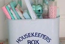 przybory do sprzątania/cleaning supplies / Jak przechowywać i zorganizować przybory do sprzątania