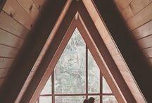 Cocoon onder het dak