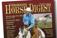 Performance Horse Digests / Performance Horse Digest Magazine - in print and online