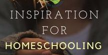 Inspiration - High School Homeschooling
