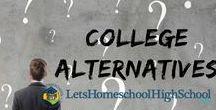 College Alternatives - High School Homeschool