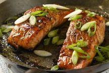 Fisch Rezepte - Fish & Seafood Recipes / Wie kann man Fisch zubereiten? Teilweise habe ich den Fisch selbst geangelt und dann gebraten oder gekocht. Makrele, Dorsch, Dorade etc. sind dabei.