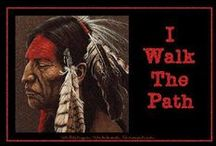 native american / natives of all tribes / by Paty Floyd