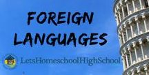 Foreign Language - Homeschool High School