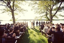 Hudson valley ceremony sites / Find the perfect wedding ceremony site in Upstate New York's Hudson Valley.