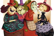 Halloween / by Rebecca Flanagan