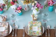 Wedding Tablescapes / Our selection of gorgeous tablescapes, table setting to inspire your wedding table.