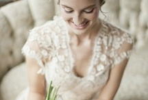 Wedding dresses we love / These beautiful wedding dresses are just breathtaking.