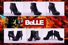 BeLLE őszi női bokacipők / BeLLE lábbelik különleges megjelenést és egyediséget képviselnek a mai hazai cipőkínálatban. Akik szeretnek kitűnni a tömegből vagy szeretik, ha a figyelem rájuk irányul azoknak a legjobb döntés lehet egy Belle cipő. A BeLLE cipők gyártása során használt alapanyagok minősége kiemelkedik.