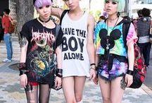 ✰ japanese street fashion ✰