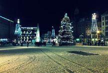 Christmas in Amsterdam / Prachtige foto's van Amsterdam in de winter