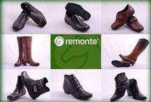 Remonte  / Remonte cipőmárkában találkozik a kiváló minőség, a divatos stílusos megjelenés, miközben továbbra is a 100 éves kézműves hagyomány döntően befolyásolja a márka filozófiáját.