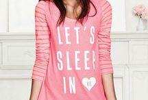 ⌘ sleepwear ⌘