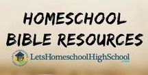 Bible - High School Homeschool
