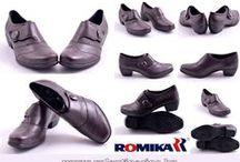 Romika őszi cipők a Valentina Cipőboltokban & Webáruházban / A Romika cipő egyszerűen nagyszerűen! Csak a legjobb textilt és a legfinomabb bőröket használják a Romika cipők és Romika szandálok gyártása során. Romika cipő talpa poliuretán (purisoft) anyagból készül. A Romika cég minden egyes talpba egy anatómiailag megtervezett talpbetétet épít be, amely tartalmaz egy íves sarokmélyedést, amelyet a láb oldalirányú megtámasztását segíti elő.  www.valentinacipo.hu  http://valentinacipo.hu/marka/romika