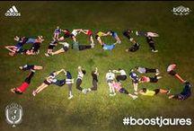 Adidas #boostjaures / #lahorde RUN N°1