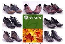 Remonte őszi cipők a Valentina Cipőboltokban & Webáruházban / REMONTE márka elkötelezte magát a fiatal és modern megjelenés irányában. A kiváló ár – érték arányt nem tévesztve szem elől, a minőséget képviseli már több mint 100 éve.   www.valentinacipo.hu