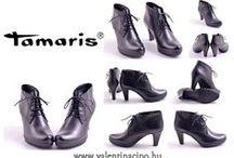 Tamaris őszi cipők a Valentina Cipőboltokba & Webáruház / Folyamatosan érkeznek a Tamaris őszi bokacipők a Valentina Cipőboltokba & Webáruházba! www.valentinacipo.hu