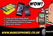Mango Phones / The Mobile Phone Deal Comparison Site UK.