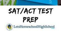 SAT and ACT Test Prep- Homeschool HighSchool