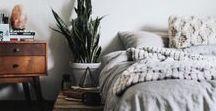 ➸ BEDROOM IDEAS / Decorations DIY Furniture