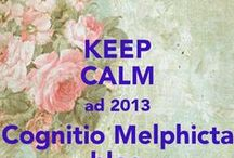Cognitio Melphicta 2015 / Blog
