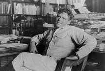Jack London / The Redwood Writers