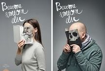 Gotcha Covered / Be inspired by clever, beautiful, creative, unusual designs for book covers and interior illustrations.