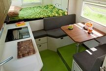 Small Spaces / Small space and storage ideas
