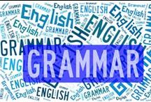 Grammar Cheat Sheet / Brush up on grammar to avoid common issues