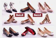 BeLLE női cipők a Valentina Cipőboltokban & Webáruházban / BeLLE cipők különleges megjelenést és egyediséget képviselnek a mai hazai cipőkínálatban. Akik szeretnek kitűnni a tömegből vagy szeretik, ha a figyelem rájuk irányul azoknak a legjobb döntés lehet egy BeLLE cipő. A BeLLE cipők gyártása során használt alapanyagok minősége kiemelkedik, így garantáltan elégedett lesz ezzel a cipővel. Valentina Cipőboltokban & Webáruházban, a legnagyobb Belle cipő kínálatból válogathat kedvére. http://www.valentinacipo.hu