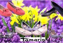 Tamaris női cipők a Valentina Cipőboltokban & Webáruházban / http://www.valentinacipo.hu/
